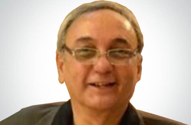 Dr. Rashid Merchant