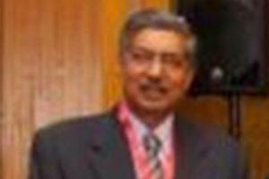 Dr. Shyam Desai