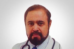 Dr Uday Nadkarni