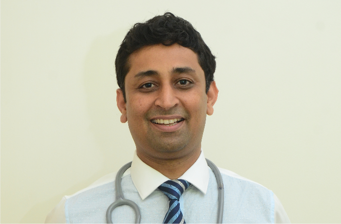 Dr. Uddhavraj Dudhedia