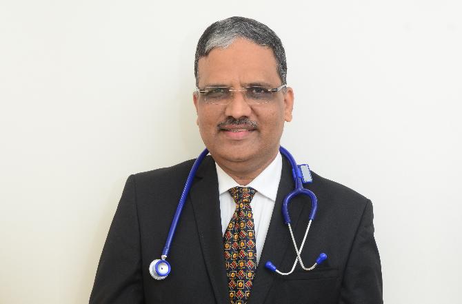 Dr. Nandkishor S. Kabra