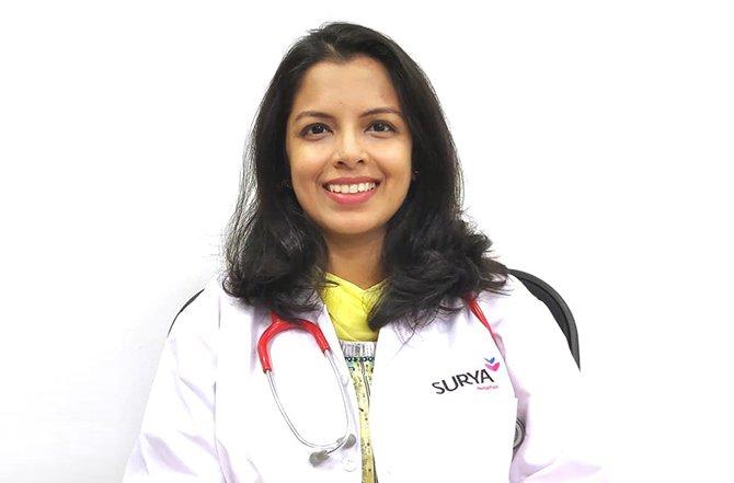 Dr. Pratichi Kadam Pillai