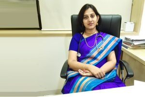 Dr (Mrs.) Saurabh Gandhi