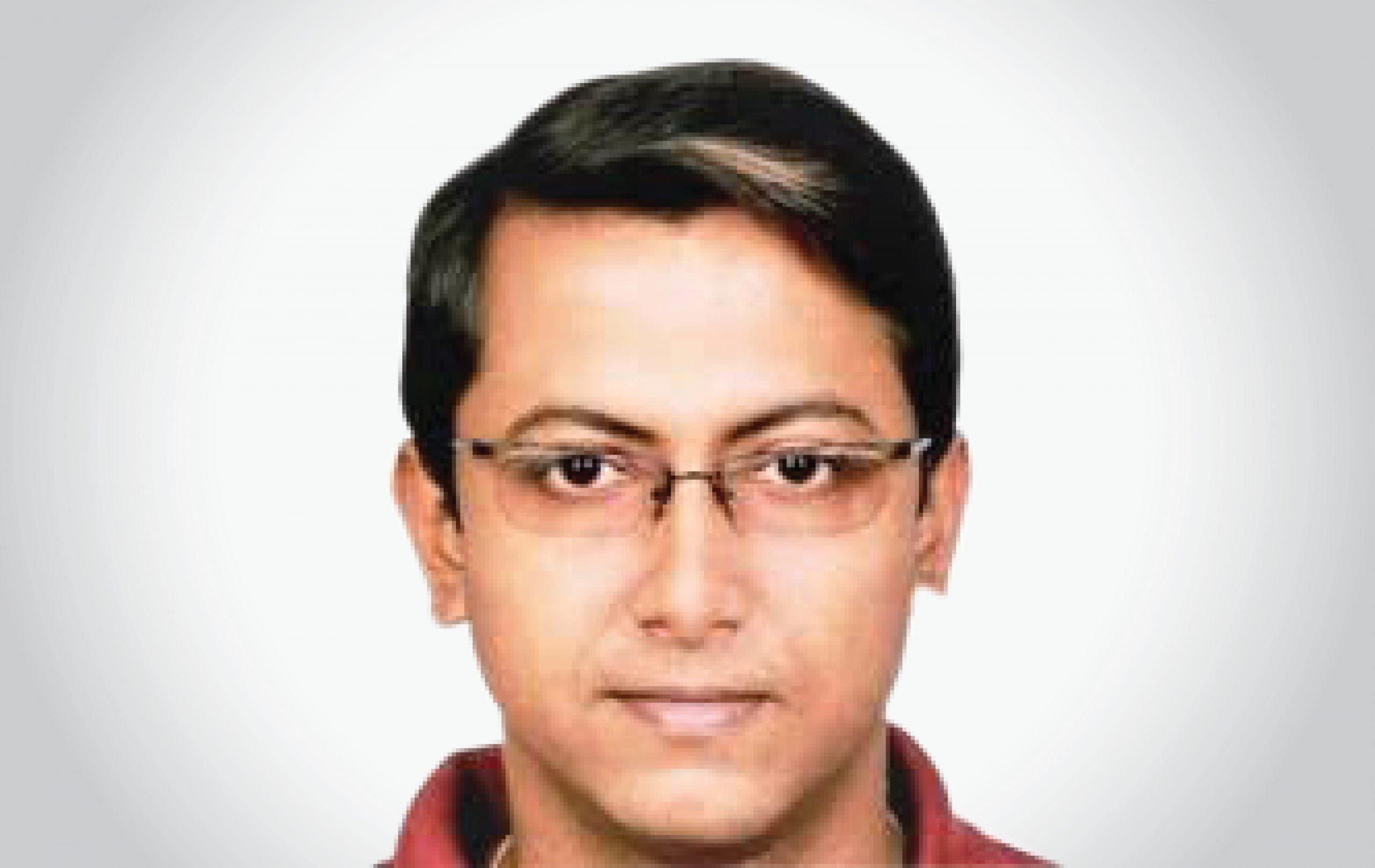 Dr. Anirban Bagchi