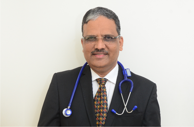 Dr. Nandkishor Kabra
