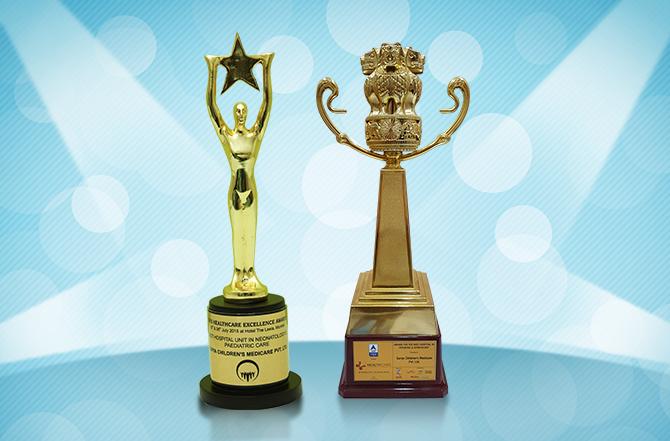 Awarded Healthcare Excellence Award