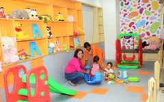 Mumbai Kids Play Area Visit to hospsital can be fun