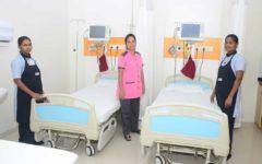 Mumbai Wards Infrastructure plus care, an assurance of best service