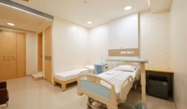 Pune Deluxe Room Provides You The Privacy And Comfort With Clinical Excellence
