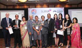 Global association McMaster Children's Hospital, Canada, representatives visited Surya Hospital, Mumbai