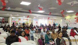 Pregnancy Carnival Attended by couples