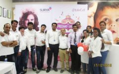 Pregnancy Carnival Team behind the event
