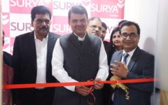 Maharashtra Chief Minister Mr. Devendra Fadnavis inaugurated State of the art Level III NICU at Mumbai