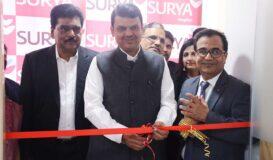 Maharashtra Chief Minister Mr. Devendra Fadnavis inaugurated State of the art Level III NICU at Mumbai